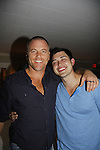 Sean Carrigan & Christopher Sean -  Actors from Y&R and Days donated their time to Southwest Florida 16th Annual SOAPFEST - a celebrity weekend May 22 thru May 25, 2015 benefitting the Arts for Kids and children with special needs and ITC - Island Theatre Co. as it presented A Night of Stars on May 23 , 2015 at Bistro Soleil, Marco Island, Florida. (Photos by Sue Coflin/Max Photos)