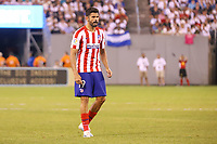 East Rutherford (EUA), 26/07/2019 - Amistoso Internacional / Real Madrid x Atlético de Madrid -  Diego Costa  do Atlético de  Madrid durante partida contra o  Real de Madrid  durante partida pela International Champions Cup no MetLife Stadium em East Rutherford nos Estados Unidos na noite desta sexta-feira, 26. (Foto: William Volcov/Brazil Photo Press/Agencia O Globo) Esportes