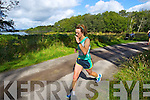 Caroline Murphy who took part in the Killarney Women's Mini Marathon on Saturday last.