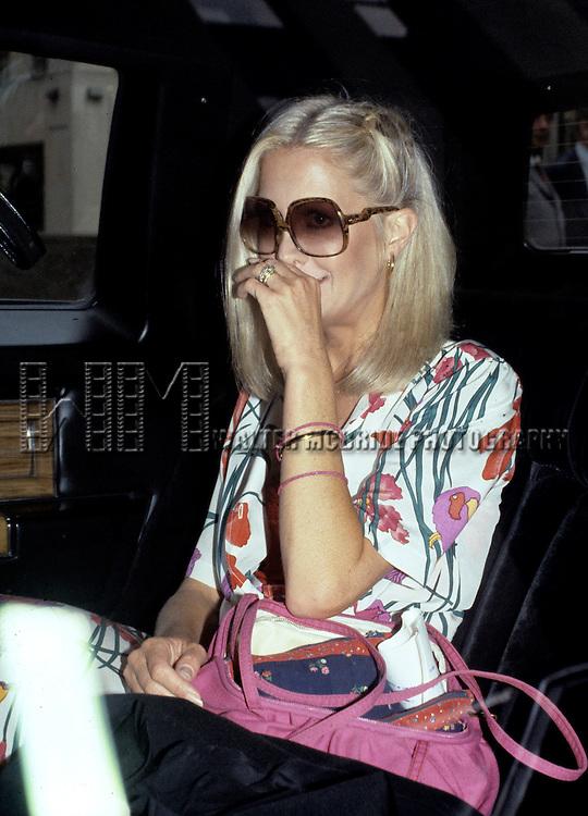 Joan Van Ark in New York City in 1981.