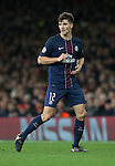 PSG's Thomas Mounier in action during the Champions League group A match at the Emirates Stadium, London. Picture date November 23rd, 2016 Pic David Klein/Sportimage