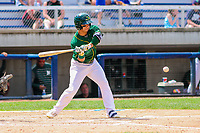 Beloit Snappers outfielder J.C. Rodriguez (6) during a Midwest League game against the Quad Cities River Bandits on June 18, 2017 at Pohlman Field in Beloit, Wisconsin.  Quad Cities defeated Beloit 5-3. (Brad Krause/Krause Sports Photography)