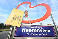 IJSHOCKEY: HEERENVEEN: Jack de Heer, Oud ijshockeyspeler uit de glorie tijd van de Feenstra Flyers Jack de Heer vanuit thuisland Canada even terug in Nederland, ©foto Martin de Jong