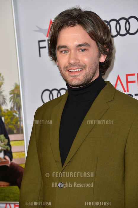 LOS ANGELES, CA. November 10, 2018: Casey Thomas Brown at the AFI Fest 2018 world premiere of &quot;The Kominsky Method&quot; at the TCL Chinese Theatre.<br /> Picture: Paul Smith/Featureflash