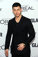 BROOKLYN, NY - NOVEMBER 13: Nick Jonas  at Glamour's 2017 Women Of The Year Awards at the Kings Theater in Brooklyn, New York City on November 13, 2017. <br /> CAP/MPI/JP<br /> &copy;JP/MPI/Capital Pictures