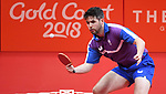 11/04/2018 - Table Tennis - Gold Coast 2018 - Commonwealth Games - Queensland - Australia
