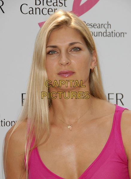 "GABRIELLE REECE.The Estee Lauder Garden Luncheon in Honor of Gwyneth Paltrow and the ""pleasures by Gwyneth Paltrow"" Limited Edition Launch held at The Greystone Estate in Beverly HIlls, California, USA..September 20th, 2006.Ref: DVS.headshot portrait.www.capitalpictures.com.sales@capitalpictures.com.©Debbie VanStory/Capital Pictures"