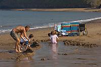Runswick Bay - North Yorkshire - England