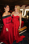 As The World Turns' Lea Salonga (wearing Oliver Tolentino) & Melissa John Hart (wearing John Paul Ataker) - American Heart Association's Go Red for Women Red Dress Collection 2018 presented by Macy's on February 8, 2018 at Hammerstein Ballroom, New York City, New York  (Photo by Sue Coflin/Max Photo)