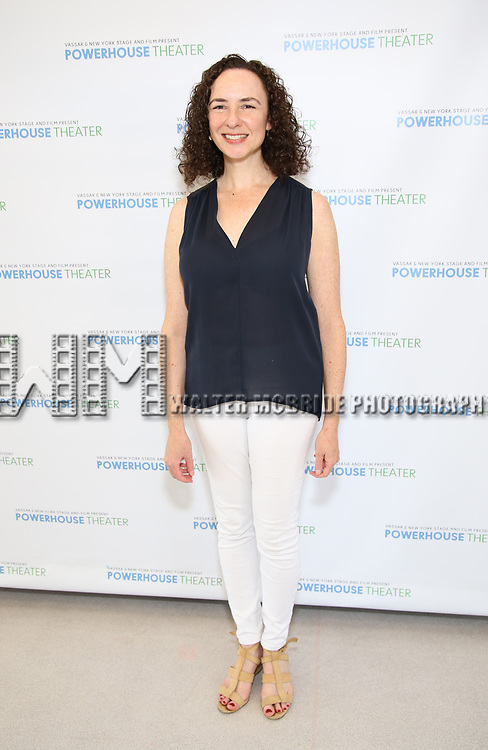 Johanna Pfaelzer attends the Media Day for 33rd Annual Powerhouse Theater Season at Ballet Hispanico in New York City.