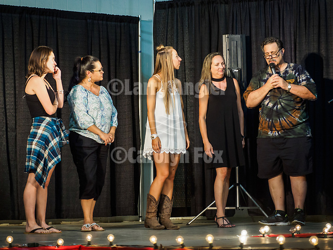 Former Miss Amadors at the Miss Amador Scholarship Pageant at the 79th Amador County Fair, Plymouth, Calif.<br /> <br /> <br /> #AmadorCountyFair, #PlymouthCalifornia,<br /> #TourAmador, #VisitAmador,