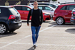 Spainsh Lucas Vazquez  arriving at the concentration of the spanish national football team in the city of football of Las Rozas in Madrid, Spain. November 08, 2016. (ALTERPHOTOS/Rodrigo Jimenez)