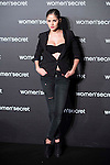 Lucia Ramos attends to the presentation of the first videoclip of Women'Secret in Madrid, Novermber 11, 2015.<br /> (ALTERPHOTOS/BorjaB.Hojas)