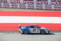 12th July 2020; Spielberg, Austria;  Porsche Mobil 1 Supercup race day;  19 Roland Berville F, Pierre Martinet by Almeras held at Spielberg Austria