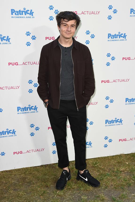 "Scott Chambers<br /> arriving for the ""Patrick"" UK premiere, London<br /> <br /> ©Ash Knotek  D3411  27/06/2018"