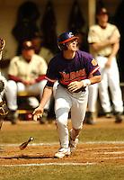 Clemson SS Brad Miller at Shea Field March 28, 2009 in Chestnut Hill, MA (Photo by Ken Babbitt/Four Seam Images)