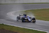 6th October 2017, Suzuka Circuit, Suzuka, Japan; Japanese Formula One Grand Prix, Friday Free Practice; Pascal Wehrlein – Sauber F1 Team