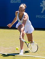 KRISTYNA PLISKOVA (CZE)<br /> <br /> TENNIS - AEGON INTERNATIONAL - DEVONSHIRE PARK, EASTBOURNE - ATP - 500 - WTA PREMIER, GB - 2017  <br /> <br /> <br /> &copy; TENNIS PHOTO NETWORK