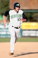 April 28, 2007:  Jacob Smith of the Kane County Cougars at Elfstrom Stadium in Geneva, IL  Photo by:  Chris Proctor/Four Seam Images