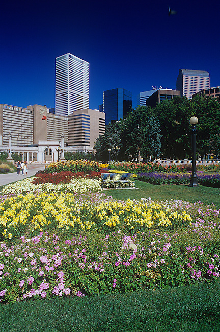 Civic Center, Denver, Colorado