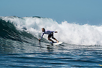 Namotu Island Resort, Nadi, Fiji (Sunday, February 25 2018): The wind was light from the ESE most of the day and the swell had remained in the 3'- 4' range from the South West. Cloudbreak was a solid 4'  while Namotu Lefts, Swimming Pools and Wilkes were the pick spots for the guests.   Photo: joliphotos.com
