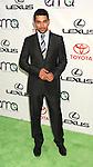 BURBANK, CA - SEPTEMBER 29: Wilmer Valderrama arrives at the 2012 Environmental Media Awards at Warner Bros. Studios on September 29, 2012 in Burbank, California.
