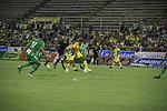 Atlético Huila igualó 1-1 ante Atlético Nacional. Fecha 4 Liga Águila I-2019.
