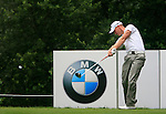 Danny Willett (ENG) in action on the 12th tee during Day 1 of the BMW International Open at Golf Club Munchen Eichenried, Germany, 23rd June 2011 (Photo Eoin Clarke/www.golffile.ie)