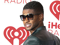 LAS VEGAS, NV - Usher September 21:  pictured at iHeart Radio Music Festival at MGM Grand Resort on September 21, 2012 in Las Vegas, Nevada..    © RD/ Kabik/ Starlitepics / Mediapunchinc /NortePhoto<br />