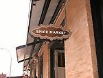 Spice Market Restaurant 05/27/2004