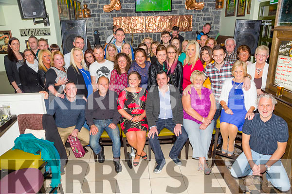 Ruth Falvey, Blackrock Tralee celebrates her 30th Birthday with family and friends at the Brogue Inn on Saturday