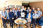 Members of the Gardai in Tralee Station held a coffee morning to help raise funds An Garda Síochána's youngest colleague Garda Ceejay McArdle, a 3 year old boy from Castleblayney, Monaghan currently fighting leukaemia.