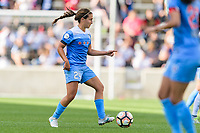 Bridgeview, IL - Sunday June 25, 2017: Danielle Colaprico during a regular season National Women's Soccer League (NWSL) match between the Chicago Red Stars and Sky Blue FC at Toyota Park. The Red Stars won 2-1.