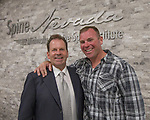 Spine Nevada open house at Nevdex Monday, June 11, 2018.
