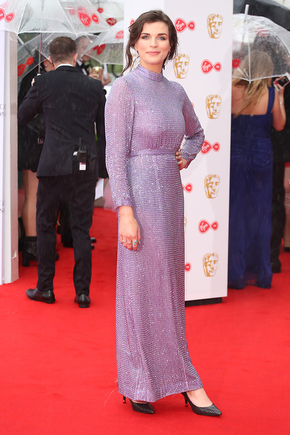 Aisling Bea<br />  arriving at the Bafta Tv awards 2017. Royal Festival Hall,London  <br /> ©Ash Knotek