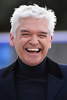 Phillip Schofield at the &quot;Dancing on Ice&quot; launch photocall at the Natural History Museum, London, UK. <br /> 19 December  2017<br /> Picture: Steve Vas/Featureflash/SilverHub 0208 004 5359 sales@silverhubmedia.com