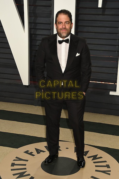26 February 2017 - Beverly Hills, California - Brett Ratner. 2017 Vanity Fair Oscar Party held at the Wallis Annenberg Center. <br /> CAP/ADM/BP<br /> &copy;BP/ADM/Capital Pictures