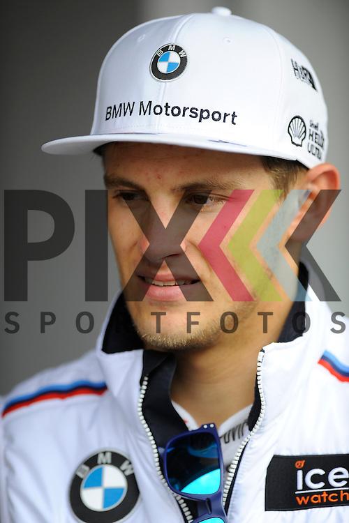 # 1 Marco Wittmann auf BMW M4 DTM vom BMW Team RMG im Interview beim Rennen der DTM auf dem Hockenheimring.<br /> <br /> Foto &copy; P-I-X.org *** Foto ist honorarpflichtig! *** Auf Anfrage in hoeherer Qualitaet/Aufloesung. Belegexemplar erbeten. Veroeffentlichung ausschliesslich fuer journalistisch-publizistische Zwecke. For editorial use only.