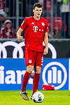 09.11.2019, Allianz Arena, Muenchen, GER, 1.FBL,  FC Bayern Muenchen vs. Borussia Dortmund, DFL regulations prohibit any use of photographs as image sequences and/or quasi-video, im Bild Benjamin Pavard (FCB #5) <br /> <br />  Foto © nordphoto / Straubmeier