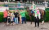 Nikoldini winning at Delaware Park on 8/3/13