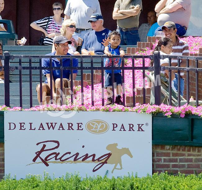 M.J. Berrang at Delaware Park on 6/16/12