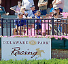 M.J. Berrang at Delaware Park on 6/16/12