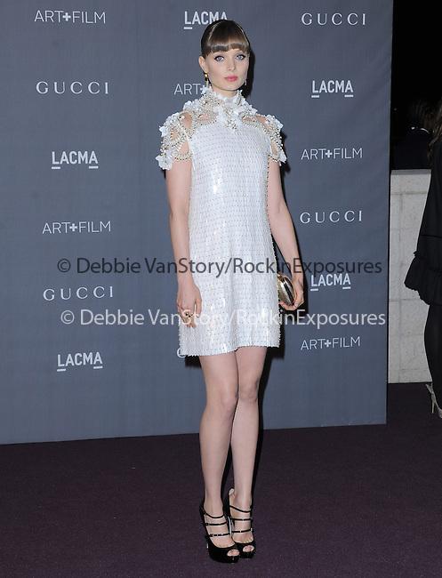 Bella Heathcote at The LACMA 2012 Art + Film Gala held at LACMA in Los Angeles, California on October 27,2012                                                                   Copyright 2012  DVS / Hollywood Press Agency