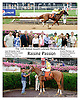 Raising Passion winning at Delaware Park on 8/2/14