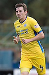 Inverness Caley Thistle v St Johnstone&hellip;27.08.16..  Tulloch Stadium  SPFL<br />Blair Alston<br />Picture by Graeme Hart.<br />Copyright Perthshire Picture Agency<br />Tel: 01738 623350  Mobile: 07990 594431