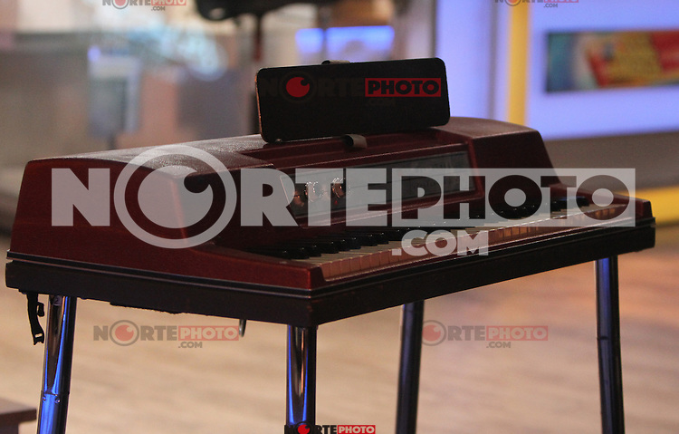 May 03, 2012: Norah Jones' piano during the sound check at Good Morning America to promote her new CD Little Broken Hearts in New York City. Credit: RW/MediaPunch Inc.