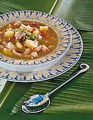 soupe de poulpe