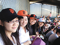 The Harker School - US - Upper School - Harker US DECA students went to a conference this last weekend in SF called DECA University (Officer Training) and to the SF Giants game for a social event, and of course In-N-Out Burger after - Photo by Juston Glass