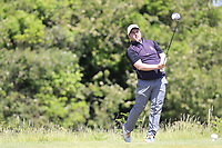Gary Collins (Rosslare) during the 1st round of the East of Ireland championship, Co Louth Golf Club, Baltray, Co Louth, Ireland. 02/06/2017<br /> Picture: Golffile | Fran Caffrey<br /> <br /> <br /> All photo usage must carry mandatory copyright credit (&copy; Golffile | Fran Caffrey)