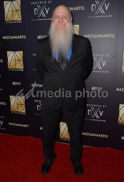 31 January  - Beverly Hills, Ca - Patrick Degrave. Arrivals for the Art Director's Guild 20th Annual Production Design Awards held at Beverly Hilton Hotel. Studios. Photo Credit: Birdie Thompson/AdMedia